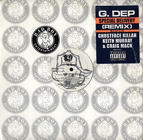 Special Delivery [Remix] [Vinyl Single]