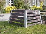 ARNDT TOP GARDEN Komposter für Garten und Parkanlagen aus Recycling
