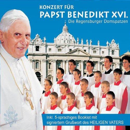 Konzert Für Papst Benedikt XVI