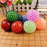 #3: My Party Suppliers Anti Stress, Anger Reliever, Grip And Wrist Built Up, Ache Relaxer, Fidgeting Ball Anti Stress Face Reliever Ball Squeeze Toy