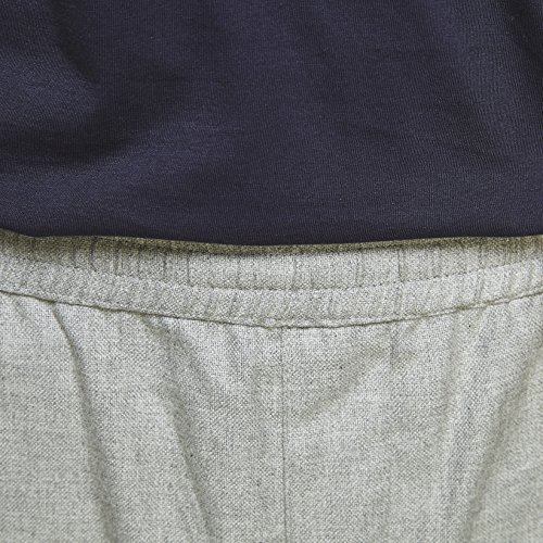 SUIT Herren Shorts Grau (Light Grey Melange 5005)
