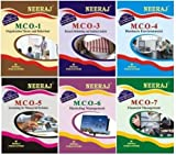 IGNOU GOH HELP BOOKS GUIDES COMBO OF M.COM (MCO1,MCO3,MCO4,MCO5,MCO6,MCO7) IN ENGLISH MEDIUM FOR SECOND YEAR