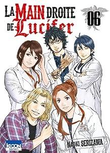 La main droite de Lucifer Edition simple Tome 6