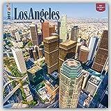 Los Angeles 2017 - 18-Monatskalender mit freier TravelDays-App: Original BrownTrout-Kalender [Mehrsprachig] [Kalender] (Wall-Kalender) - BrownTrout Publisher