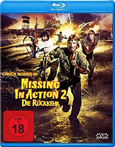 Missing in Action 2 - Die Rückkehr [Blu-ray]