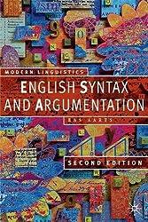 English Syntax and Argumentation