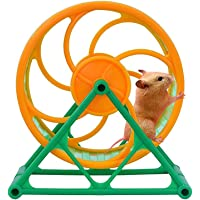 Pets Wizard - Hamster Exercise Play Wheel - Toys - Multicolor