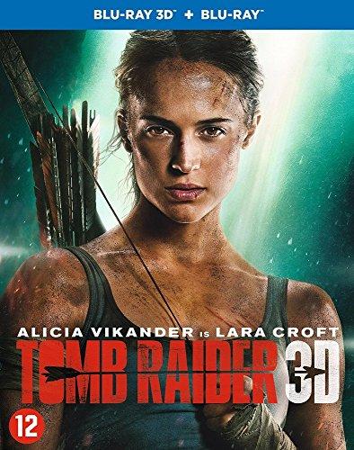 Tomb Raider 2018 - Edition Blu Ray 3D + 2D [Blu Ray] [Blu-ray]