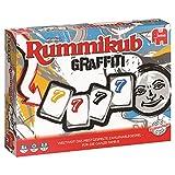 Rummikub Graffiti Niños y Adultos Juego de táctica - Juego de...