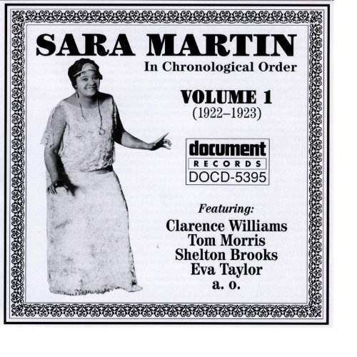 Sara Martin Vol. 1 (1922-1923)