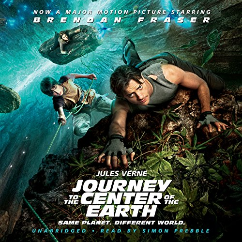 Journey to the Center of the Earth  Audiolibri