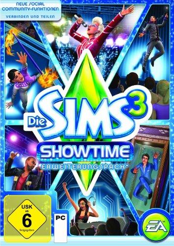 Die Sims 3 Showtime Erweiterungspack