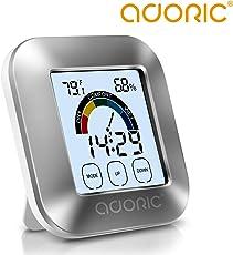 Adoric Digitales Hygrometer innen