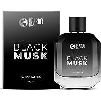 Beardo Black Musk EDP Perfume for Men, 100ml | EAU DE PERFUM | Long Lasting Perfume For Men