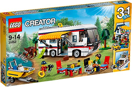 Preisvergleich Produktbild LEGO® Creator Urlaubsreisen