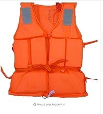 New Fishing Rafting Drift Adult Foam Life Jacket Vest