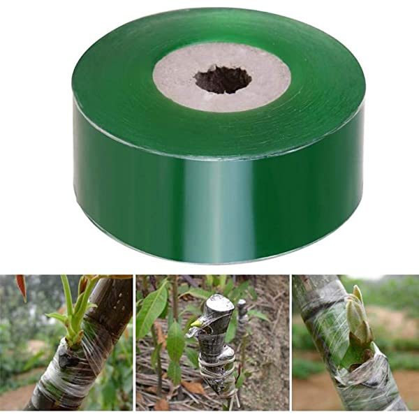Self-Adhesive Tape Fruit Tree Grafting Stretchable Tape Garden Planting Tool 1PC