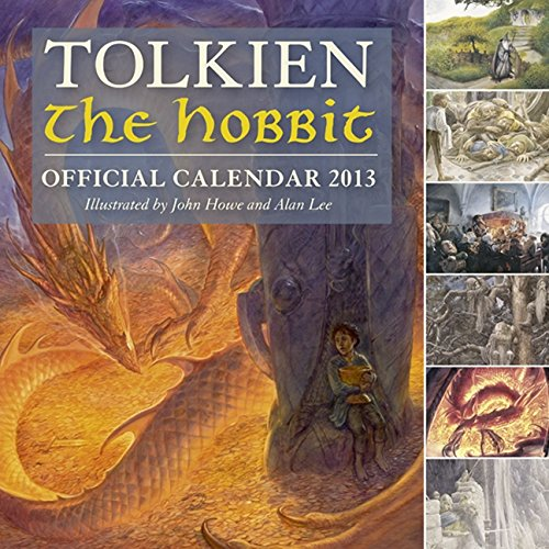 Tolkien Calendar 2013: The Hobbit