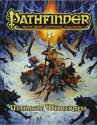 Pathfinder Roleplaying Game: Ultimate Wilderness (Pathfinder Roleplaying Game)