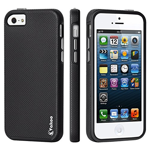 custodia iphone 5 nera