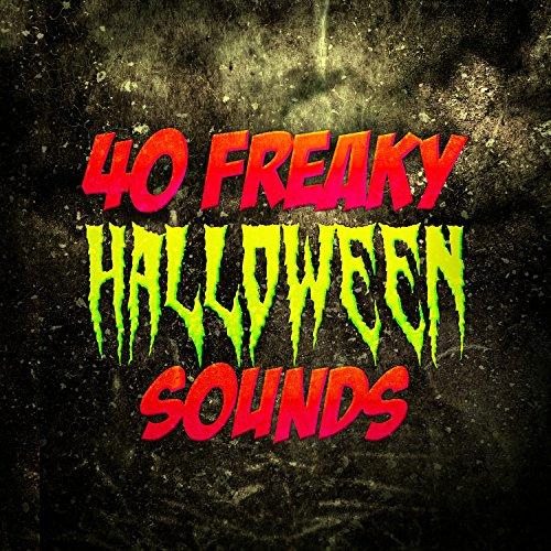 40 Freaky Halloween Sounds