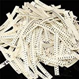 Quickbuying 3400pcs 170 Value 1206 Assorted SMD Resistor Kit (0R~10MR) 1/4W 3400pcs RoHS 2x1mm Hot Sale New Electric Unit