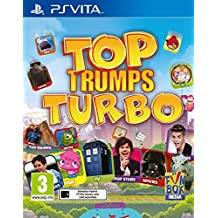 Top Trumps: Turbo, PS Vita (PC DVD)