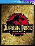 Jurassic Park Trilogy [Edizione: Regno Unito] [Reino Unido] [Blu-ray]
