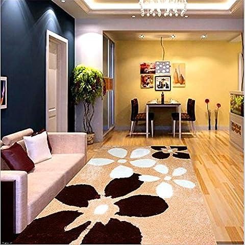 New day-Tappeti di seta elasticizzato camera da letto tappeti salotto tavolino tappeti tappeti ispessite , 11 , 1.6*2.3 m