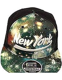 King Ice York Galaxy Era Snapback Caps Baseball Hats Mens Ladies Hip Hop  Bling Hats ffb8f29fd013