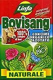 BOVISANG CONCIME ORGANICO 100% SANGUE DI BUE CONFEZIONE DA 2 KG