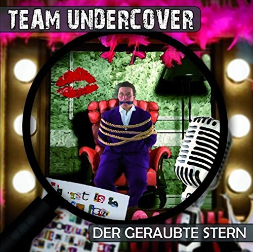 Preisvergleich Produktbild Team Undercover - Folge 5: Der geraubte Stern
