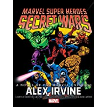Marvel Super Heroes: Secret Wars Prose Novel