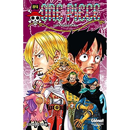 One Piece - Édition originale - Tome 84: Luffy versus Sanji