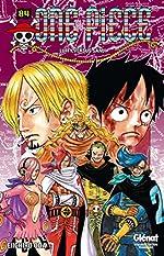 One Piece - Luffy versus Sanji de Eiichiro Oda