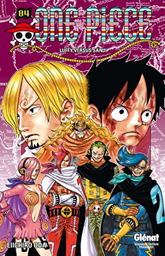 One Piece - Édition originale - Tome 84: Luffy versus Sanji par Eiichiro Oda