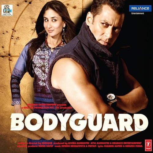 Bodyguard (2011) - Salman Khan - Kareena Kapoor - Bollywood - Indian Cinema - Hindi Film