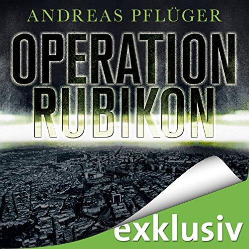 Buchseite und Rezensionen zu 'Operation Rubikon' von Andreas Pflüger