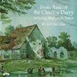 Piano Music of Hubert Parry