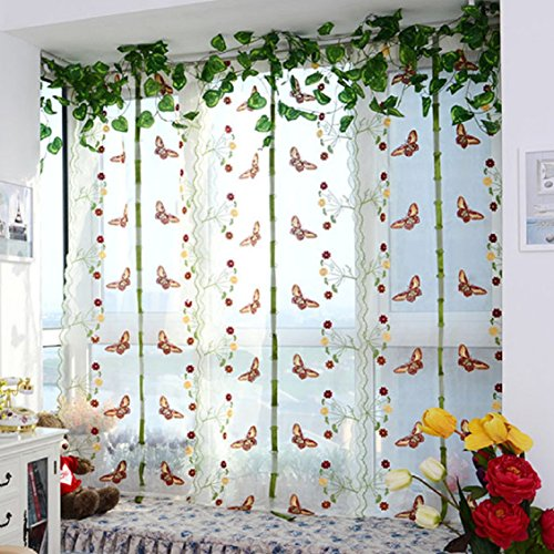 Black And White Kitchen Curtains Amazon Com: Kitchen Curtains: Amazon.co.uk
