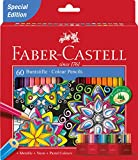 Faber-Castell 111260 - Buntstift Castle, 60er...