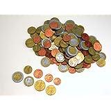 WISSNER aktiv lernen-160 EURO Rechengeld Münzen Monedas de 160 euros-RE-Plastic, multicolor (080610.160) , color/modelo surti