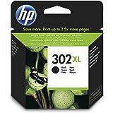 HP Original - Cabezal de impresión HP - Hewlett Packard Envy 4520 e-All-in-One (302XL / F6U68AE), color negro - 480 páginas -
