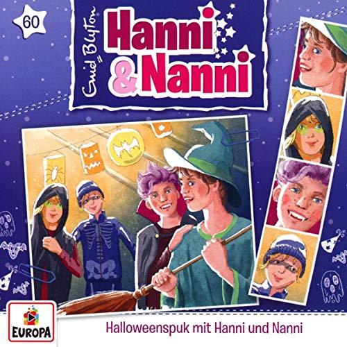 060/Halloweenspuk mit Hanni und Nanni (Halloween-wörter Mit B)
