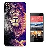 003296 - Lion king of animals photo Design HTC Desire 628