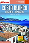 Guide Costa Blanca 2018 Carnet Petit Futé