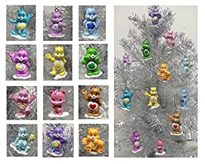 CARE BEARS Christmas Ornaments Featuring Tenderheart ...