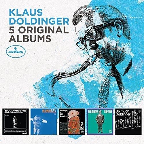5 Original Albums Album Jazz