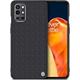 """Nillkin Case for OnePlus 9R One Plus 9R (6.55"""" Inch) Textured Series Nylon Fiber Tough & Durable PC + TPU Material Luxury Pro"""