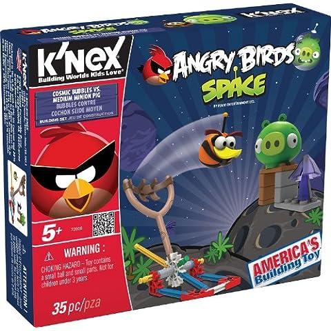 Knex - Juego de construcción para niños Gru, Mi villano favorito de 35 piezas (72006)